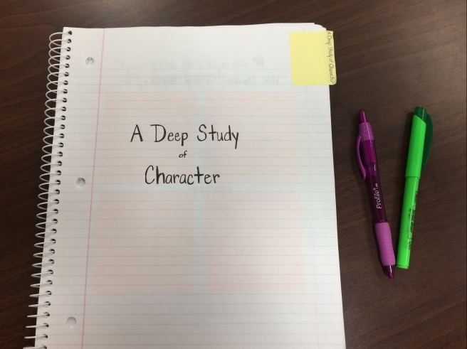 Deep Study Notebook Cover