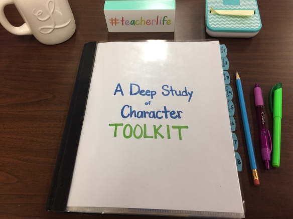Creating A Reading Unit Toolkit Literacy Coach Musings